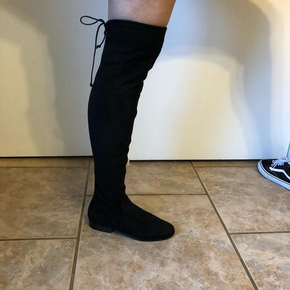 Gianni Bini Fremaux Over The Knee Boot